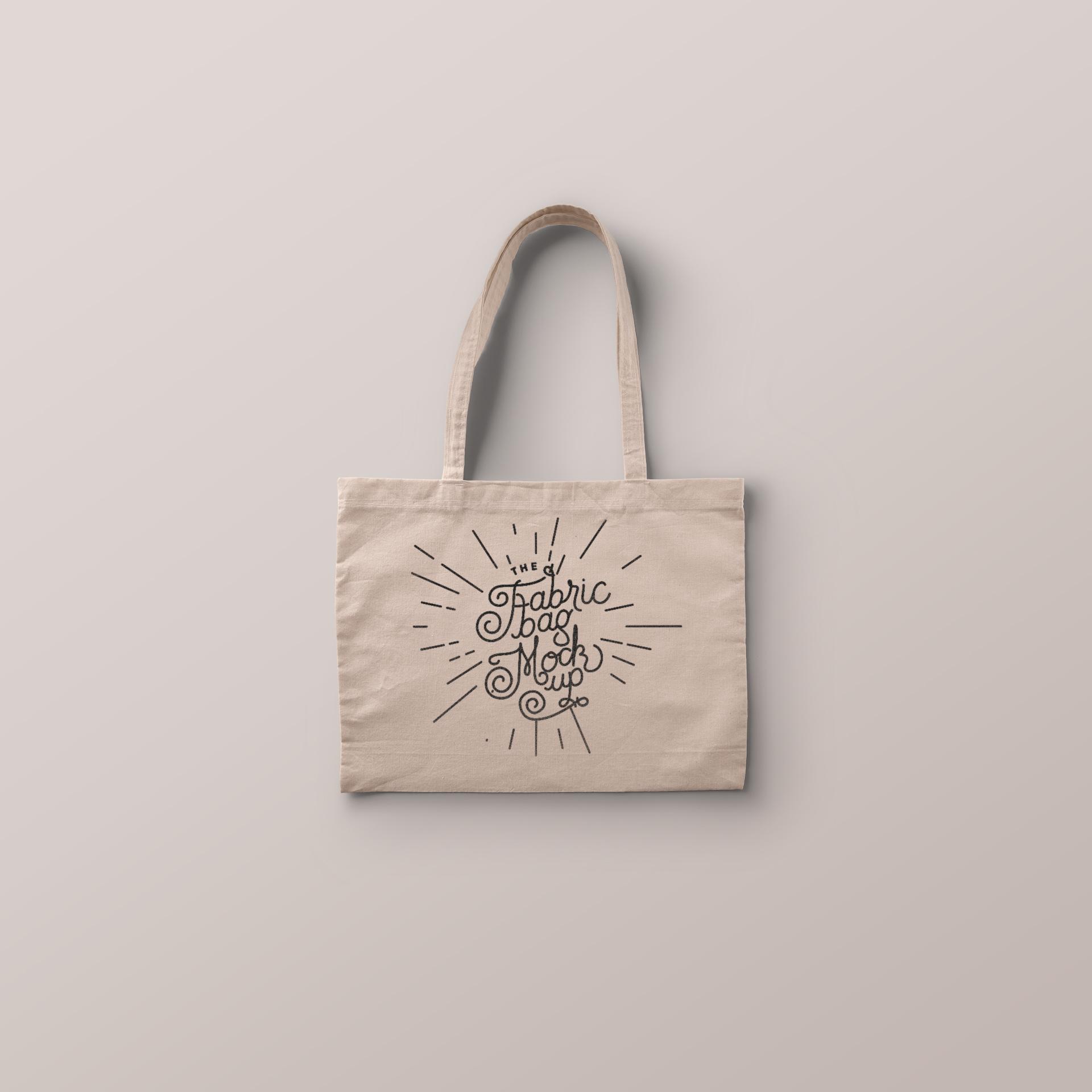 Fabric-Bag-Mockup