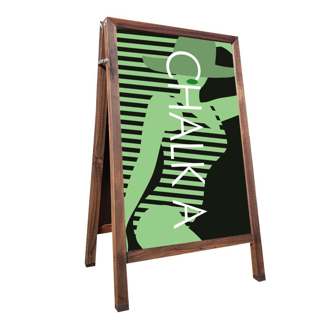 chalf a frame