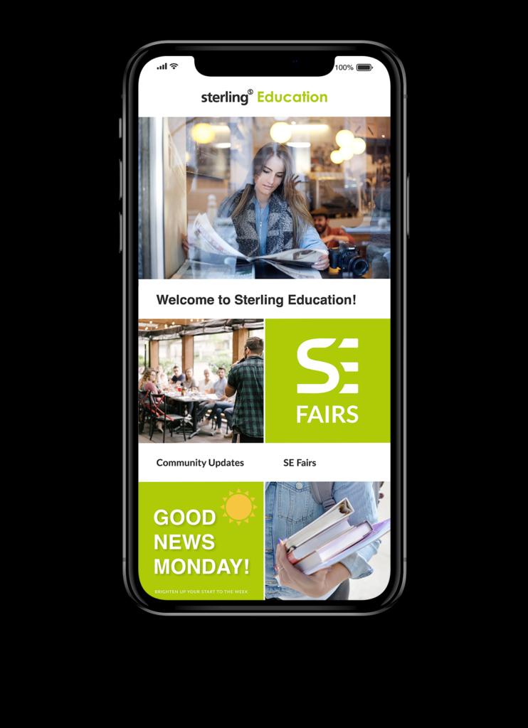 Sterling Education App